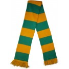 Green and Gold Scarf